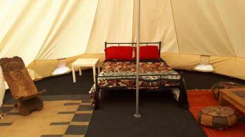 The Bell Tent 2